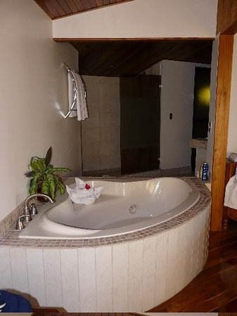 Tango Mar Beachfront Boutique Hotel & Villas: jacuzzi