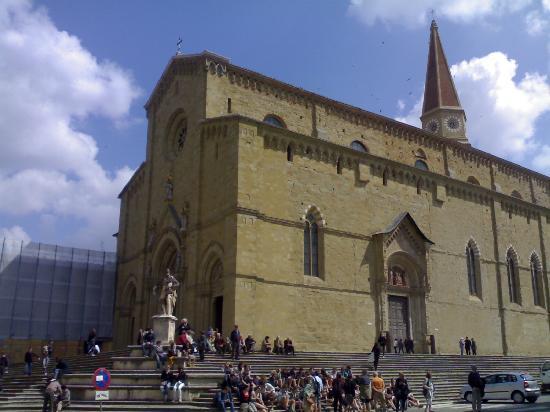 Hotel 2 Mari: Visita ad Arezzo (Duomo)