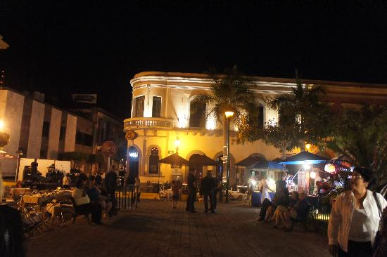Mazatlan, Mexico: Plaza Machado