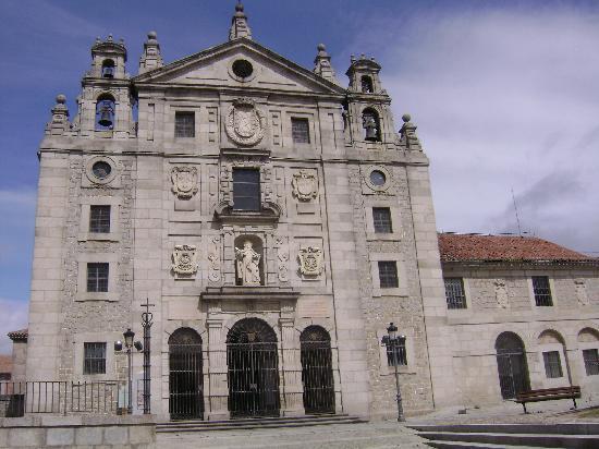 iglesia santa teresa picture of avila province of avila tripadvisor tripadvisor