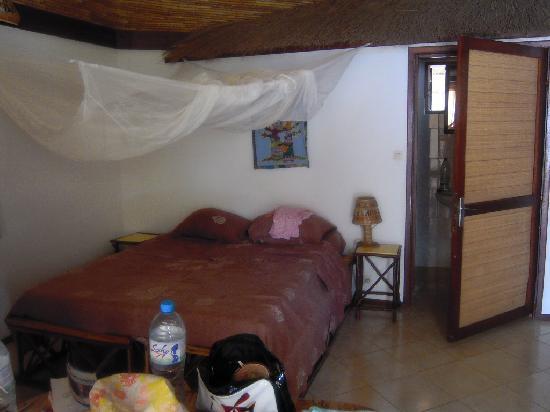 vue sur Pirogues: Chambre