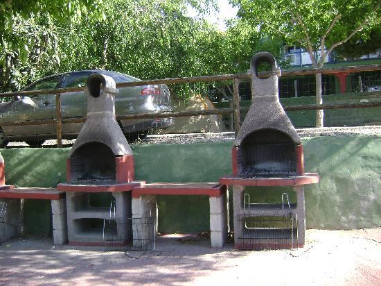Camping El Pino: Parrillas