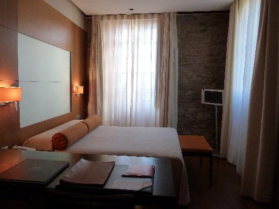 Hotel Altaïr: Nuestra habitación