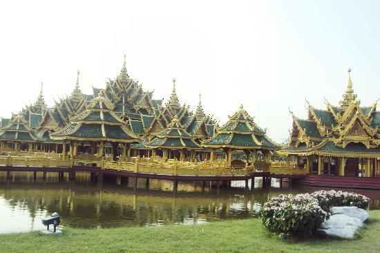 Big temple - Picture of Ancient City (Mueang Boran), Samut ...