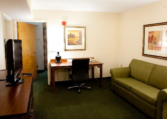 Country Inn & Suites By Carlson, Georgetown: Suite