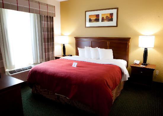 Country Inn & Suites By Carlson, Georgetown: King room
