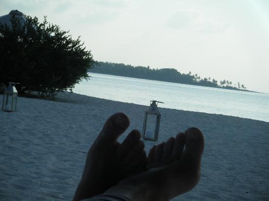 COMO Cocoa Island: Views