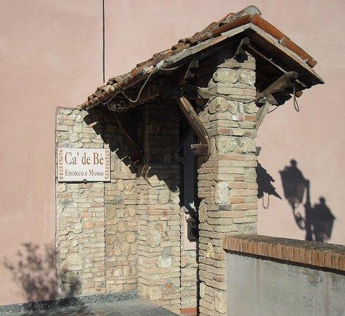 Bertinoro, Italia: Ca' de Bè Osteria Enoteca