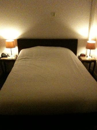 H2OTEL Rotterdam: My little single room
