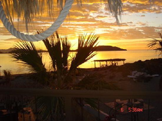 Sunrise at Villa Bahia
