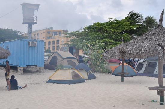 MVC Eagle Beach: Eagle Beach across from hotel