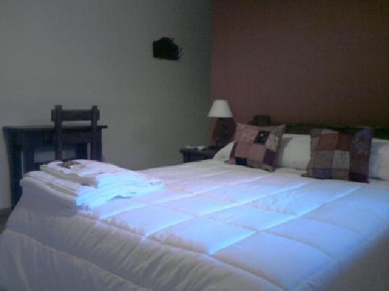 Hotel Volver: Habitación