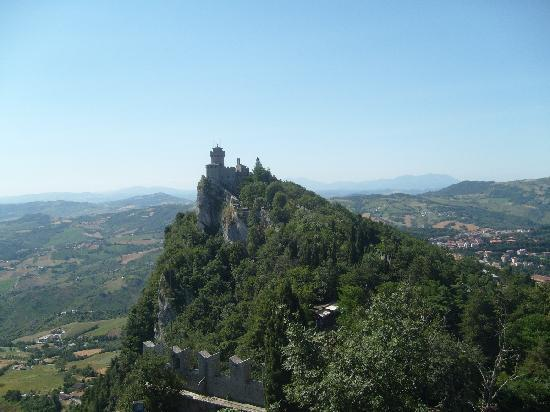 Hotel Telstar: Terza Torre (Monte Titano a San Marino)