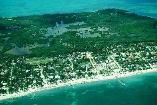 Sian Ka'an Biosphere Reserve: picture of punta allen near sian kaan