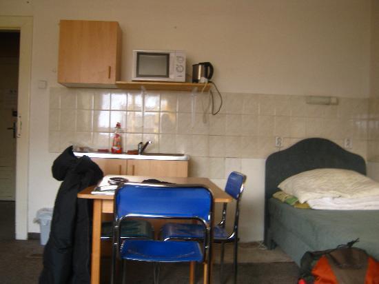 Hostel Sport: Room with kitchen