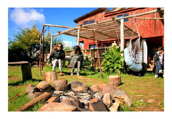 Hostal Punta de Lobos: Hostel, Casa Principal