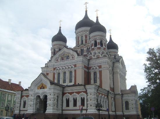 Dzingel: Alexander Nevsky Cathedral