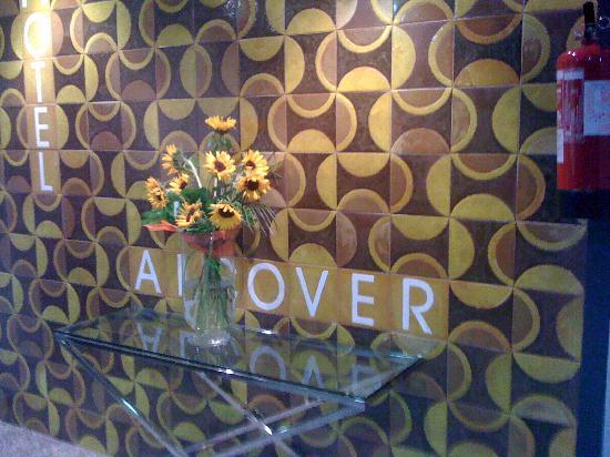 Hotel GIT Alcover: Entrada