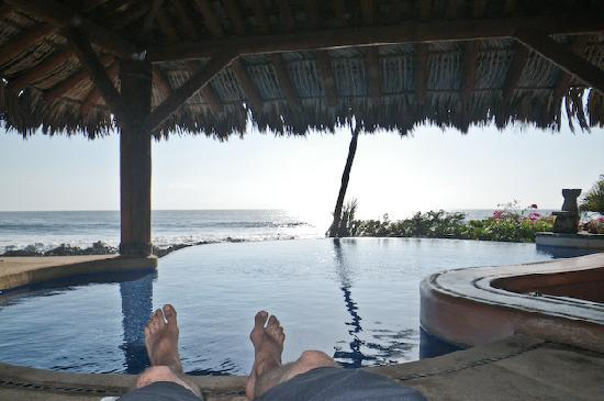 Casa Manzanillo B&B: Another great view