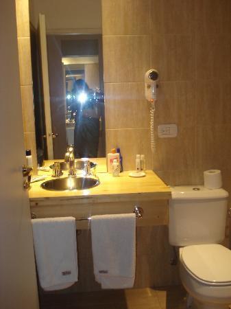 Monarca Hoteles: Banheiro - foto 2