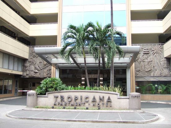 Tropicana Suites: Tropicana Apartment Hotel