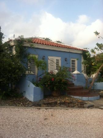 Cunucu Arubiano: blue casita