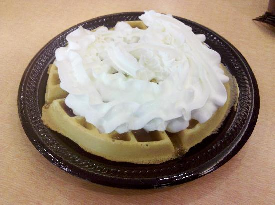 Residence Inn San Diego Mission Valley: The Waffle - How I already miss you