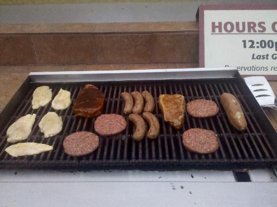 Residence Inn San Diego Mission Valley: Cookout on the Grille
