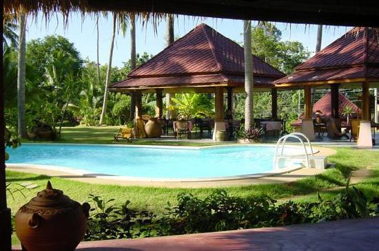ماركو بولو ريزورت آند ريستورانت: The Swimming pool