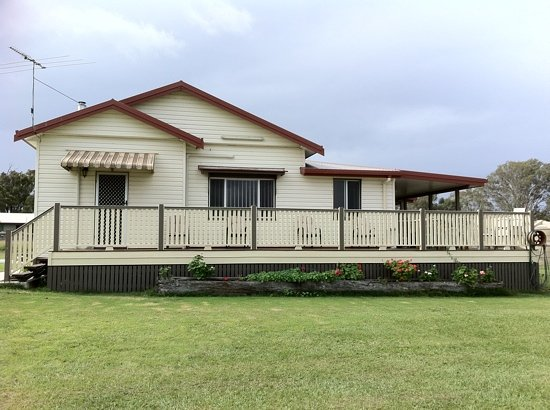 Kingaroy, Australia: The 3 bed Qld lovingly restored by Kevin