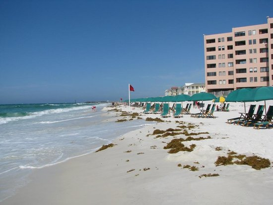 Jetty East Condominiums: The Beach is Back at Jetty East!!