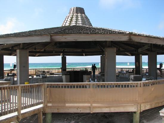 Jetty East Condominiums: Pavillion - great for cooking out!
