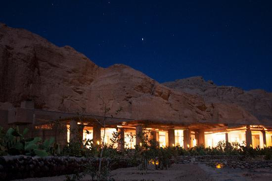 Alto Atacama Desert Lodge & Spa: vista noturna