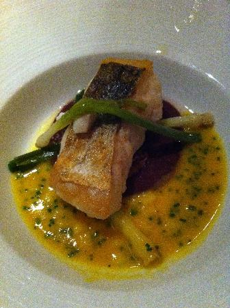 Frenchie: Sea Bass