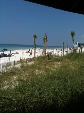 Panama City Beach, FL: view from spinnakers