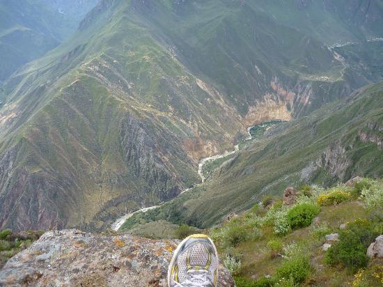 Pachamama: I Ran through this Canyon!