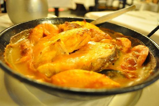 Can Culleretes : Seafood lovers may like this dish.