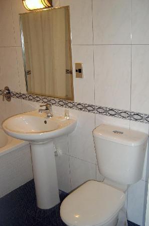 Sehsuvar Peace Pension: Ensuite Shower/Toilet