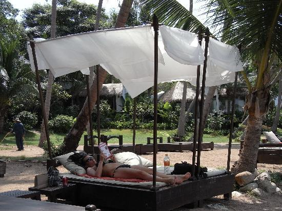 Koh Tao Cabana: relaxing is easy here