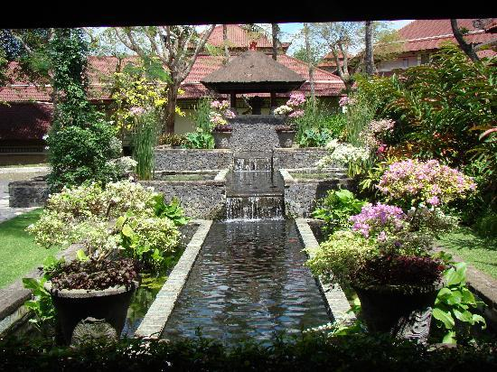INTERCONTINENTAL Bali Resort: Garden