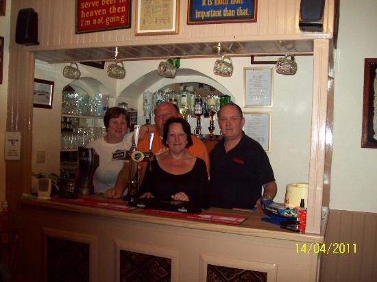 The Kilburn: us and Billy and Jan