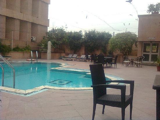 Swimming Pool Foto Van Hotel Mansingh Jaipur Jaipur Tripadvisor