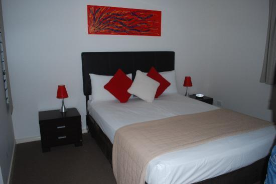 Whalecove Resort: bedroom 1