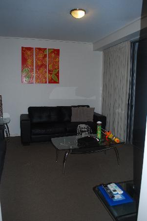 Whalecove Resort: lounge