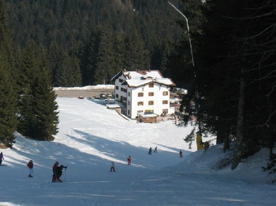 Hotel Ortesino: albergo