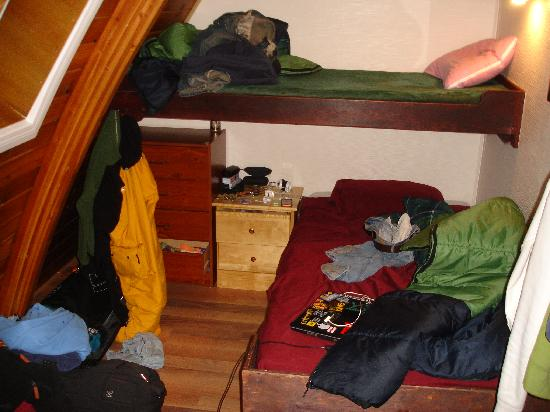Sun Peaks International Hostel: 4 bed dorm