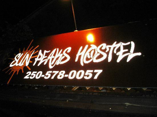 Sun Peaks International Hostel : Sun Peaks Hostel