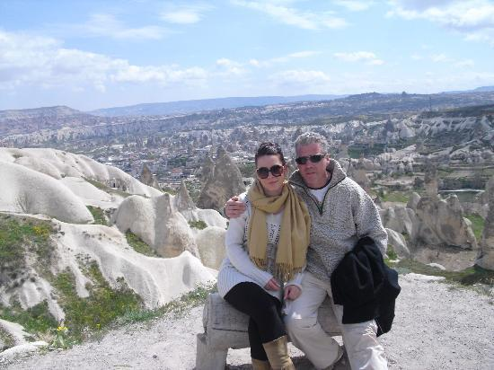 Tourist Hotel & Resort Cappadocia: piegon valley