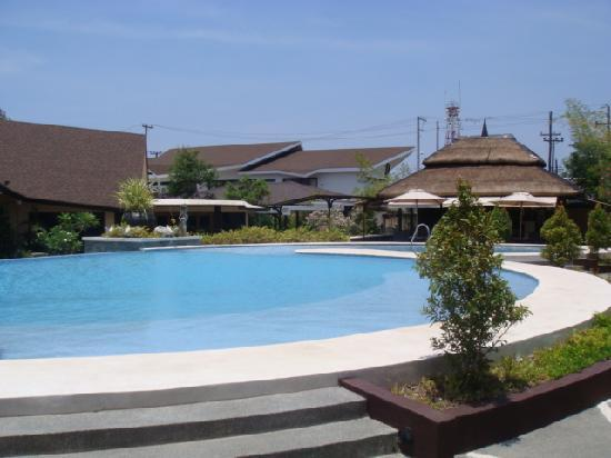Segara Villas: The pool