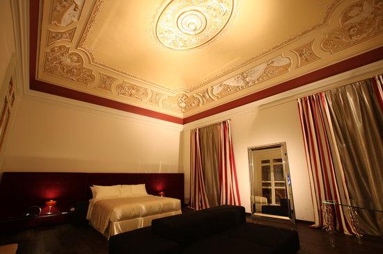 """Hotel Romano House: suite """"oro"""""""